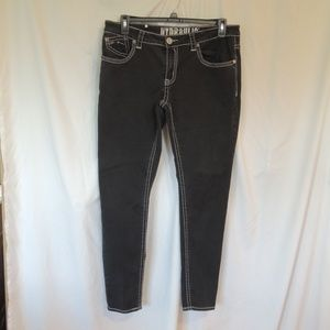 Hydraulic Jeans  Womens Bailey Super Skinny 17/18